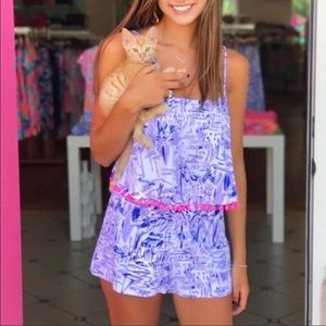 Lilly Pulitzer Two-Piece Franni Set
